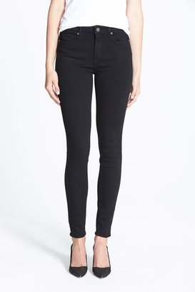 Paige Transcend - Hoxton High Waist Ultra Skinny Stretch Jeans