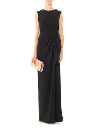 Red Carpet Max Mara Elegante Galvano dress