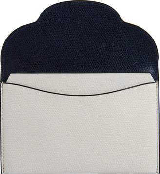 Valextra for Holmes & Yang Two-Tone Envelope