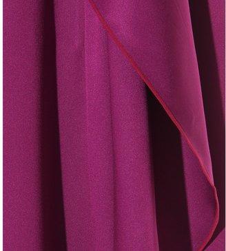 The Row PRISTON SILK MAXI DRESS