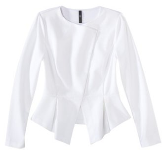 labworks Women's Long-Sleeve Peplum Jacket - Assorted Colors