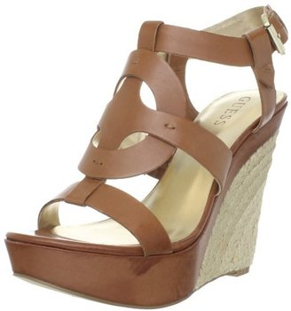 GUESS Women's Dailona Wedge Sandal