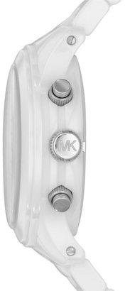 MICHAEL Michael Kors Michael Kors 'Runway Ceramic' Watch, 40mm