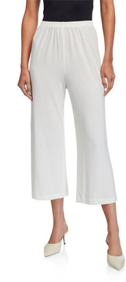 Caroline Rose Petite Wide-Leg Ankle Pants