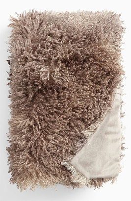 Nordstrom Curly Faux Fur Throw