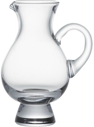 Crate & Barrel Whiskey Pitcher