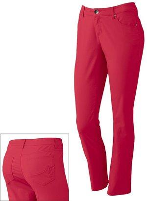 Apt. 9 color skinny jeans
