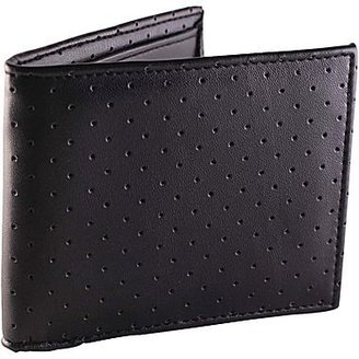 JCPenney NCLUSIVTM Bi-Fold Perforated Wallet