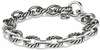 David Yurman Medium Oval Link Bracelet