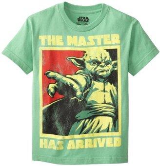 Star Wars Big Boys' Masters Point T-Shirt