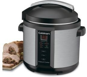 Cuisinart Electric Pressure Cooker CPC-600