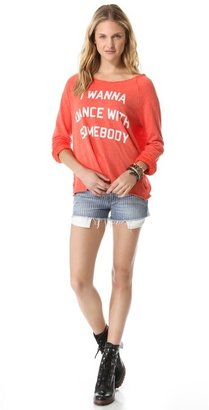 Wildfox Couture Dance with Somebody Top