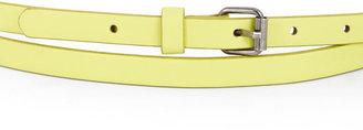 BCBGMAXAZRIA Double-Wrap Waist Belt