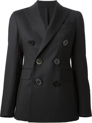 DSquared DSQUARED2 double breasted blazer