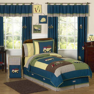 JoJo Designs Sweet Construction Zone Kid Bedding Collection