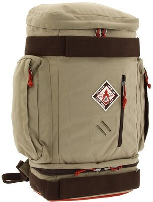 Volcom Buhl Backpack (Khaki) - Bags and Luggage