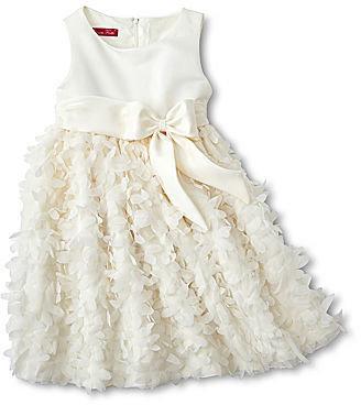 JCPenney Princess Faith Petal Dress - Girls 2t-4t