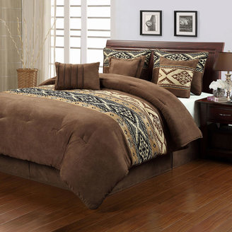 JCPenney Santa Fe 7-pc. Comforter Set