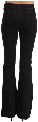 James Jeans Humphrey High Rise Flare Leg in Yale (Yale) - Apparel