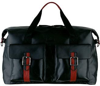 Radley Chatsworth Leather Holdall, Black