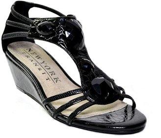 JLO by Jennifer Lopez New york transit value wedge sandals - women