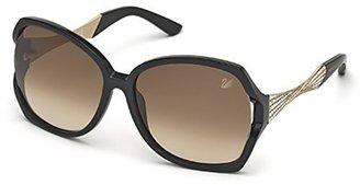 Swarovski Eyewear Women's SK0065 Plastic Sunglasses