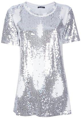 Balmain sequined T-Shirt