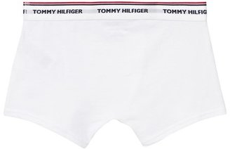 Tommy Hilfiger Pack of 2 White Trunks