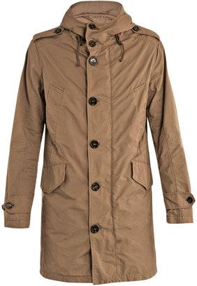 Moncler Gauffier parka coat