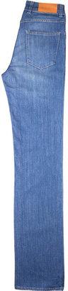 Acne Jeans Acne Tube high-waisted jeans