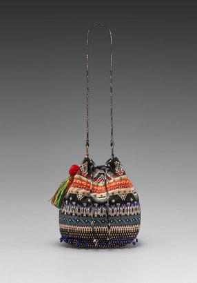 STELA 9 Ganesha Bucket Bag