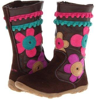 Stride Rite Karmen Boot (Toddler/Little Kid) (Brown) - Footwear