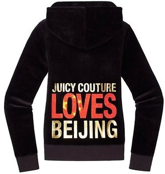 Juicy Couture Original Destinations Jacket- Beijing