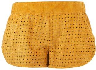 Drome woven shorts