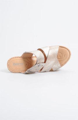 Børn 'Beau' Wedge Sandal (Nordstrom Exclusive)