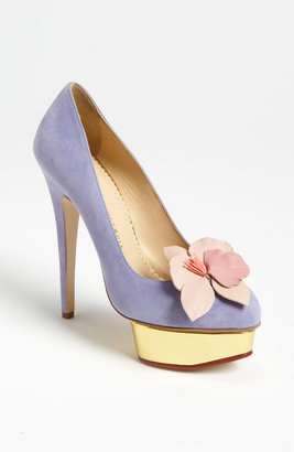 Charlotte Olympia 'Dolly' Pump