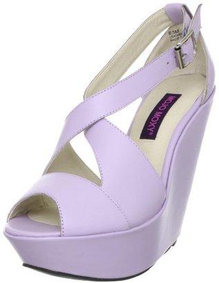Mojo Moxy Women's Creamy Wedge Sandal