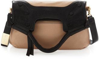 Foley + Corinna Lady Tote Bag, Buff/Black