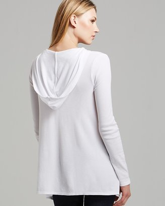 Three Dots Relaxed Tunic Hodie
