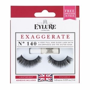 Eylure Naturalites Intense Lashes, 140