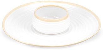 Portmeirion Dinnerware, Sophie Conran Carnivale Biscuit Chip and Dip