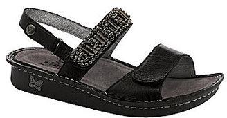 Alegria Verona Bead-Detail Sandals