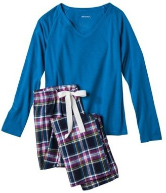 Xhilaration Juniors Flannel Sleep Gift Set - Assorted Colors/Patterns