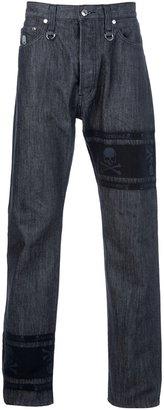 Mastermind Japan Skull Print Jeans