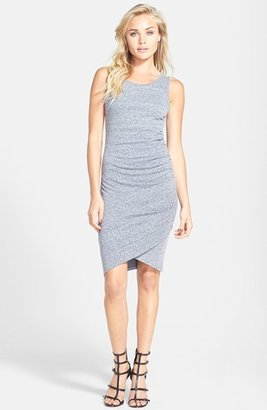 Women's Leith Ruched Body-Con Tank Dress $56 thestylecure.com