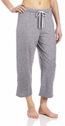 Nautica Sleepwear Women's Knit Jersey Capri Pant