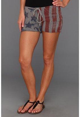 Alternative Apparel Americana Cut-Off Short (Eco Grey Flag) - Apparel