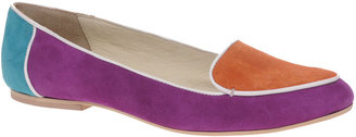 Asos LEANDRA Girly Suede Loafer
