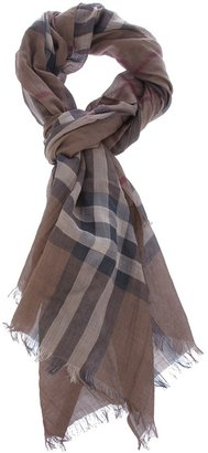Burberry 'Giant Check' scarf