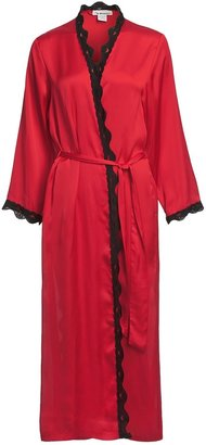 Linda Hartman Classic Tea Length Kimono (For Women)